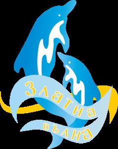 Логотипы золотая волна